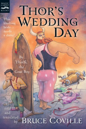 Thor's Wedding Day 9780152058722
