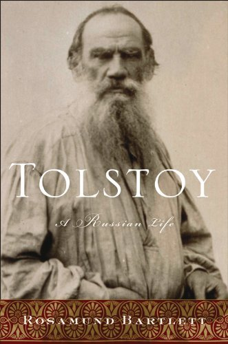 Tolstoy: A Russian Life 9780151014385