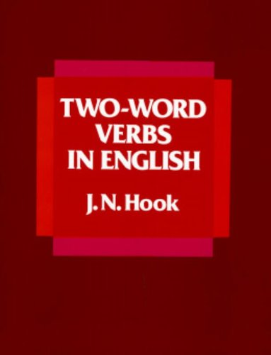 Two-Word Verbs in English 9780155925069