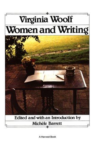 Virginia Woolf, Women and Writing 9780156936583