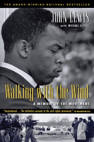 Walking with the Wind: A Memoir of the Movement 9780156007085