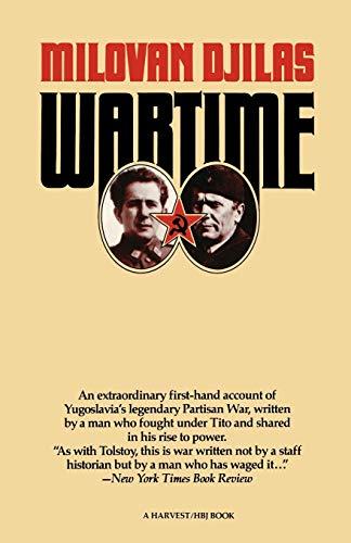Wartime 9780156947121