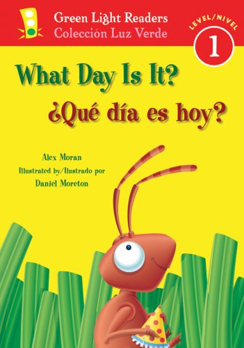 What Day Is It?/Que Dia Es Hoy?