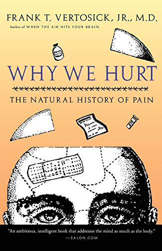Why We Hurt: The Natural History of Pain 9780156014038