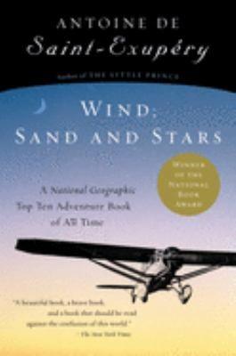 Wind, Sand and Stars 9780156027496