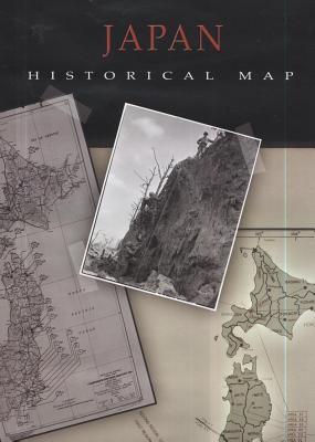 Japan Historical Map 9780160730665