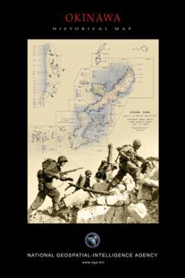 Okinawa Historical Map 9780160730719