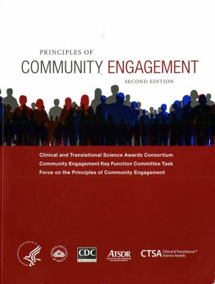 Principles of Community Engagement 9780160888038