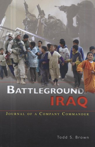Battleground Iraq: Journal of a Company Commander 9780160787065