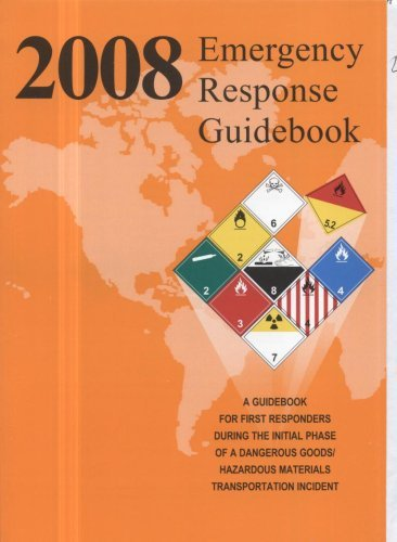 Emergency Response Guidebook 9780160794568
