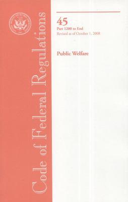 Public Welfare 9780160816338
