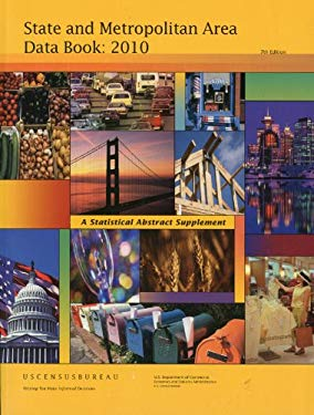 State and Metropolitan Area Data Book 2010 9780160841897