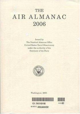 The Air Almanac [With CDROM] 9780160724824