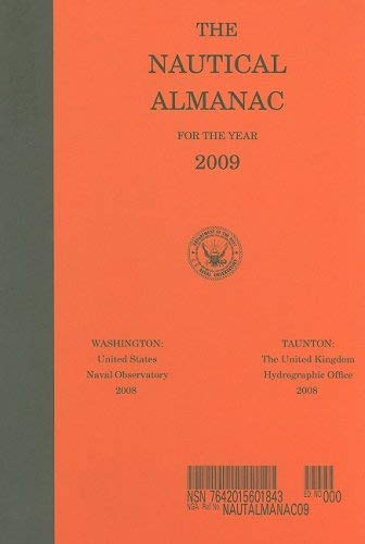 The Nautical Almanac 9780160801952