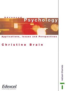 Advanced Psychology: Applications, Issues and Perspectives