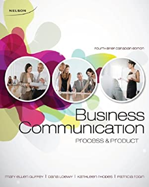 BUSINESS COMMUN.:BRIEF >CANADI 9780176503581