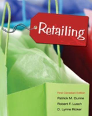 CDN ED Retailing: A Canadian Perspective 9780176103194