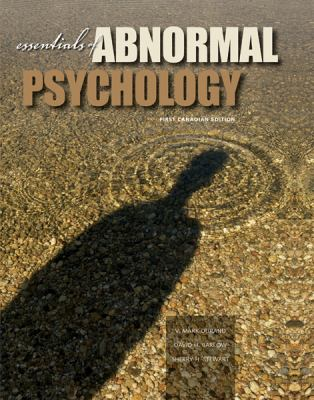 Essentials of Abnormal Psychology 9780176103880