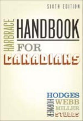 Harbrace Handbook for Canadians : Sixth Edition 9780176225094