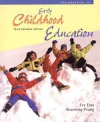 Introduction To Early Childhood Education : Third Edition 9780176169091
