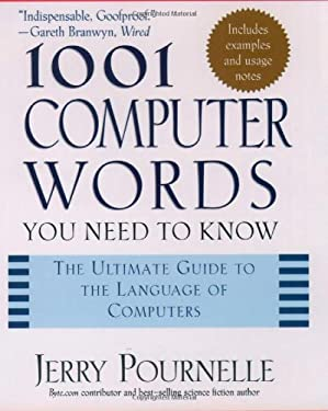 1001 Computer Words You Need to Know 9780195167757