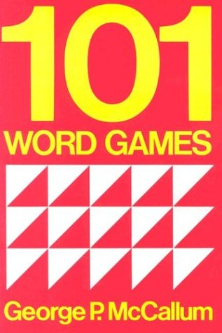 101 Word Games 9780195027426