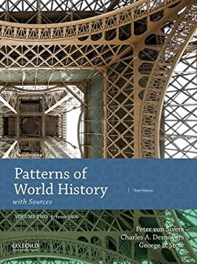 Patterns of World History: Volume Two: From 1400 with Sources