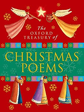 The Oxford Treasury of Christmas Poems 9780192728739