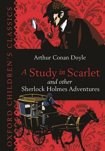 A Study in Scarlet & Other Sherlock Holmes Adventures 9780192732835