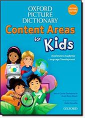 Oxford Picture Dictionary Content Area for Kids English Dictionary 16369342