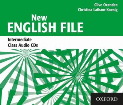 New English File 9780194518093
