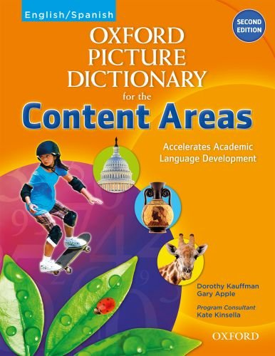 Oxford Picture Dictionary for the Content Areas 9780194525022