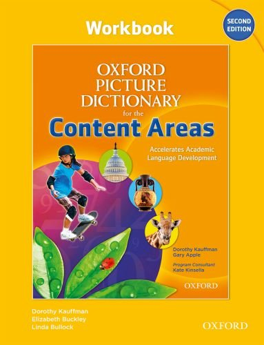 Oxford Picture Dictionary for the Content Areas Workbook 9780194525046