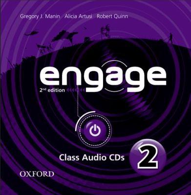 Engage: Level 2: Audio CDs (x2) 9780194537568