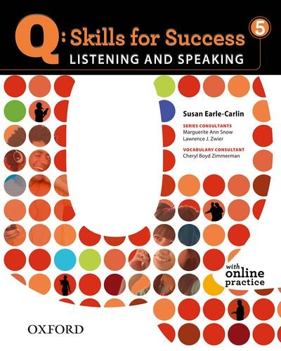 Q: Skills for Success 5 Listening & Speaking Student Book with Student Access Code Card 9780194756044