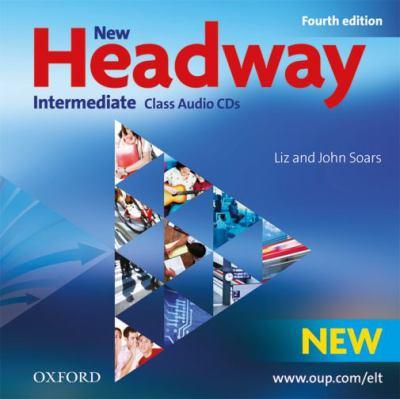 New Headway: Intermediate: Class Audio CDs 9780194768696