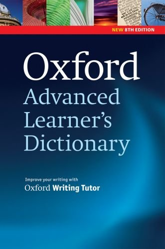 Oxford Advanced Learner's Dictionary 9780194799003