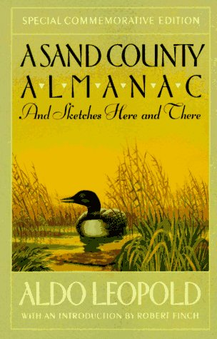 A Sand County Almanac: And Sketches Here and There 9780195059281