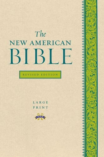 Large Print Bible-NABRE 9780195298116