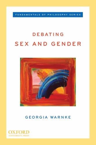 Debating Sex and Gender 9780195308853
