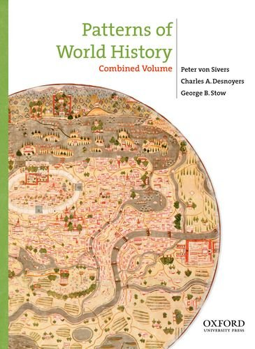 Patterns of World History, Combined Volume 9780195332872