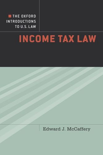 Income Tax Law: Exploring the Capital-Labor Divide 9780195376715