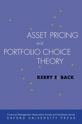 Asset Pricing and Portfolio Choice Theory 9780195380613