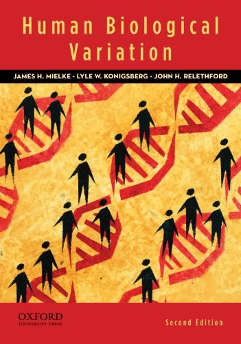 Human Biological Variation 9780195387407