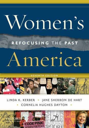 Women's America: Refocusing the Past 9780195388329