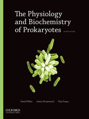 The Physiology and Biochemistry of Prokaryotes 9780195393040