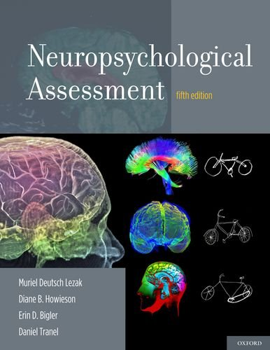 Neuropsychological Assessment 9780195395525