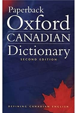 ISBN 9780195424393 product image for Paperback Oxford Canadian Dictionary | upcitemdb.com