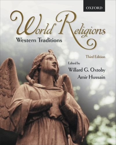 World Religions: Western Traditions 9780195427172