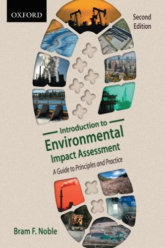 Introduction to Environmental Impact Assessment: A Guide to Principles and Practice 9780195429626